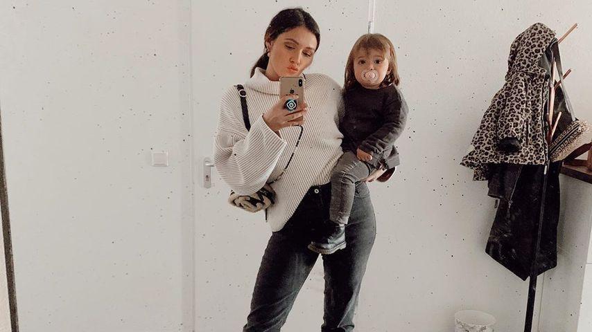 Anna Maria Damm und Eliana, Januar 2020