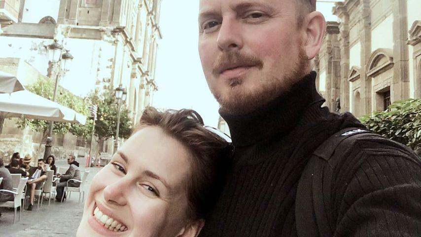 Anna-Maria Sieklucka und ihr Freund
