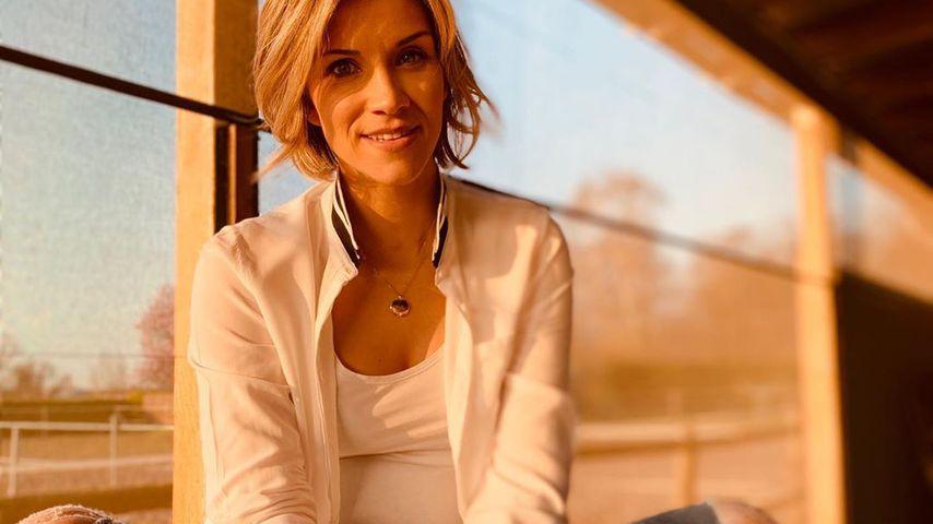 Anna-Maria Zimmermann im März 2020