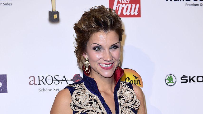 Anna-Maria Zimmermann im Oktober 2015
