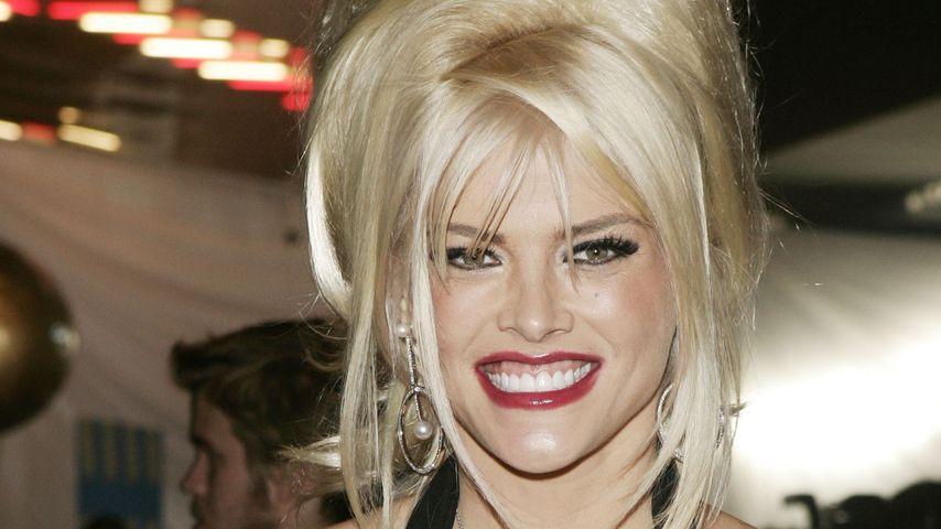 Model Anna Nicole Smith im September 2004