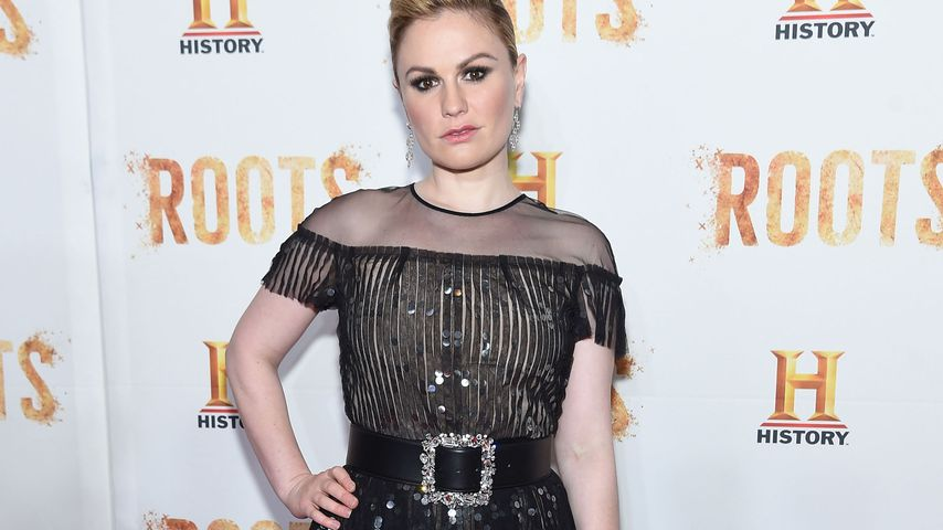 "Anna Paquin auf dem ""Roots""-Screening in New York 2016"