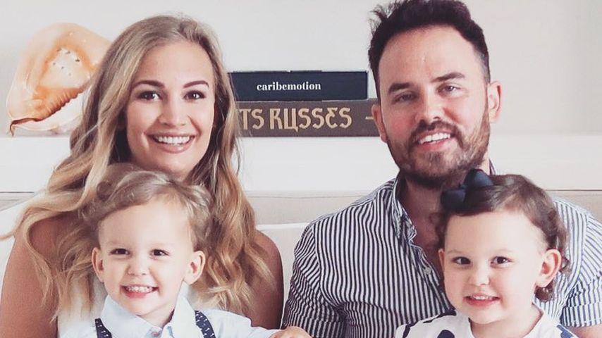 YouTuberin Anna Saccone-Joly und ihre Familie