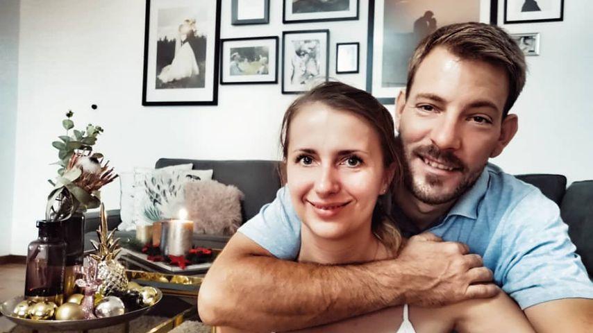 Anna und Gerald Heiser am ersten Advent