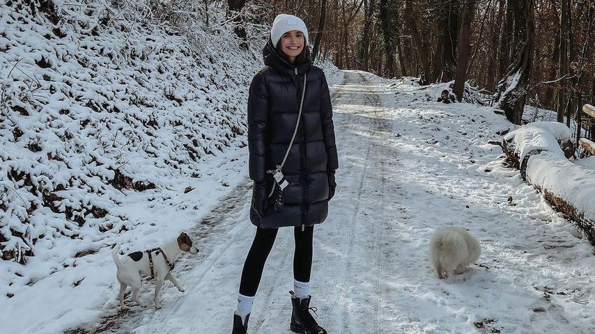 Nach Embryo-Transfer: Model Anna Wilken platzt der Kragen