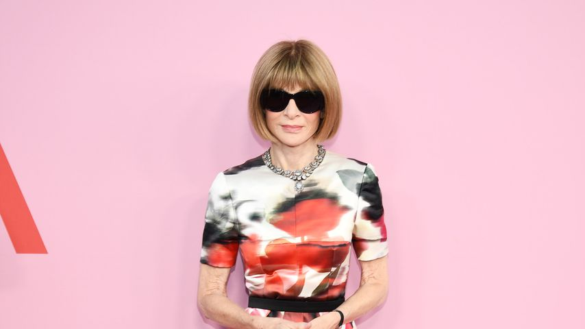 Anna Wintour in New York City, 2019