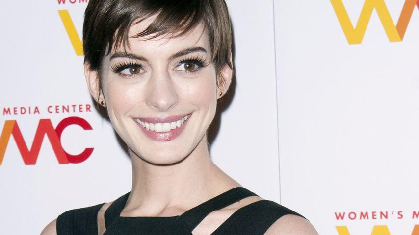 Anne Hathaway: Nach Hochzeit nun ein Baby!