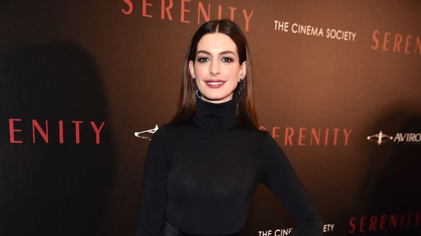 Anne Hathaway, Schauspielerin