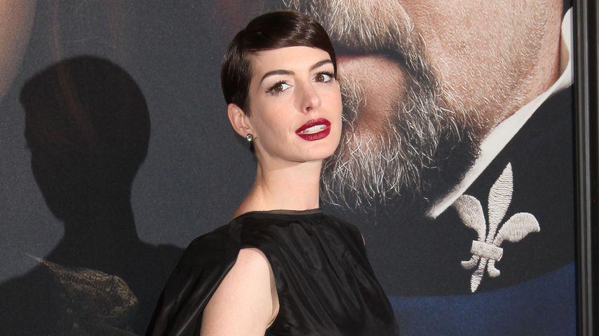 """Anne Hathaway: """"Nackt-Blitzer war katastrophal"""""""