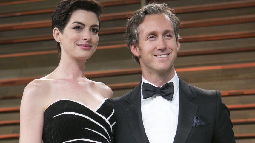 Drama um Anne Hathaway: Kann sie keine Kinder bekommen?