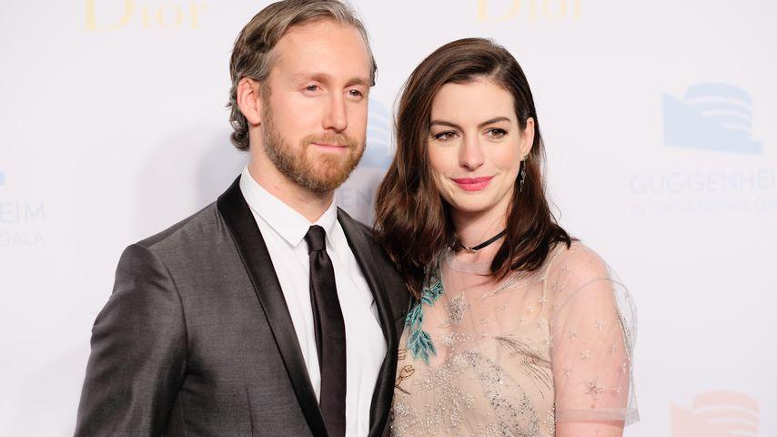 Anne Hathaway: So sehr hat ihr Ehemann Adam sie verändert!