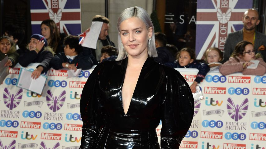 Sängerin Anne-Marie bei den Pride Of Britain Awards 2019