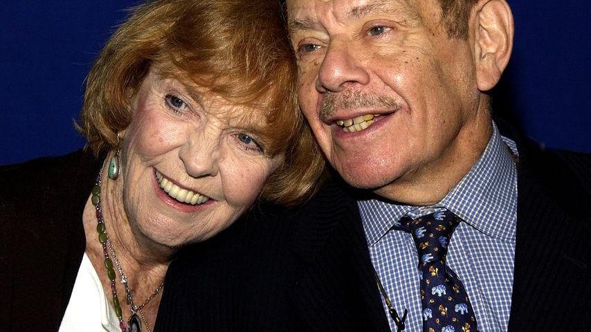 Anne Meara und Jerry Stiller