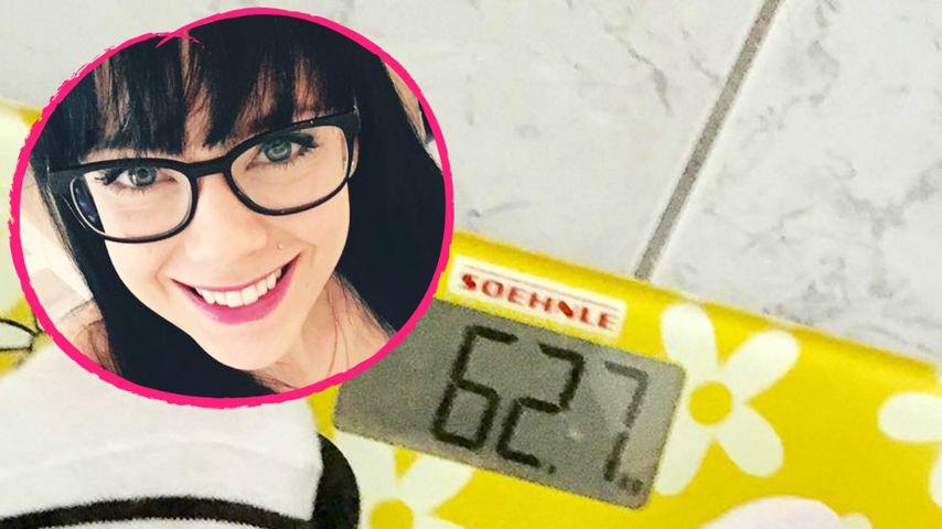 Kilos ade: Anne Wünsche sagt ihrem Babyspeck den Kampf an!
