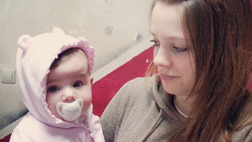 Müde! BTN-Anne Wünsche kämpft mit Schwangerschafts-Problemen