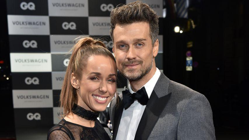 Annemarie Carpendale mit Ehemann Wayne