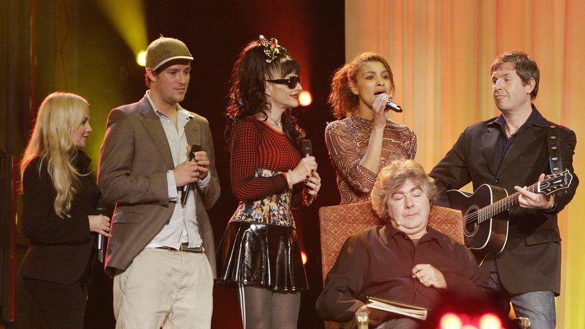 Annett Louisan, Ben, Nina Hagen, Naima, Michy Reincke und Wolfram Eicke, 2006