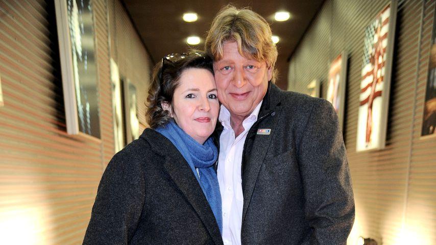 Annette und Walter Freiwald im November 2015