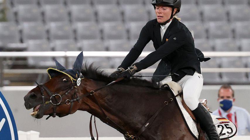 Wegen Tierquälerei: Fünfkämpferin Annika Schleu angezeigt