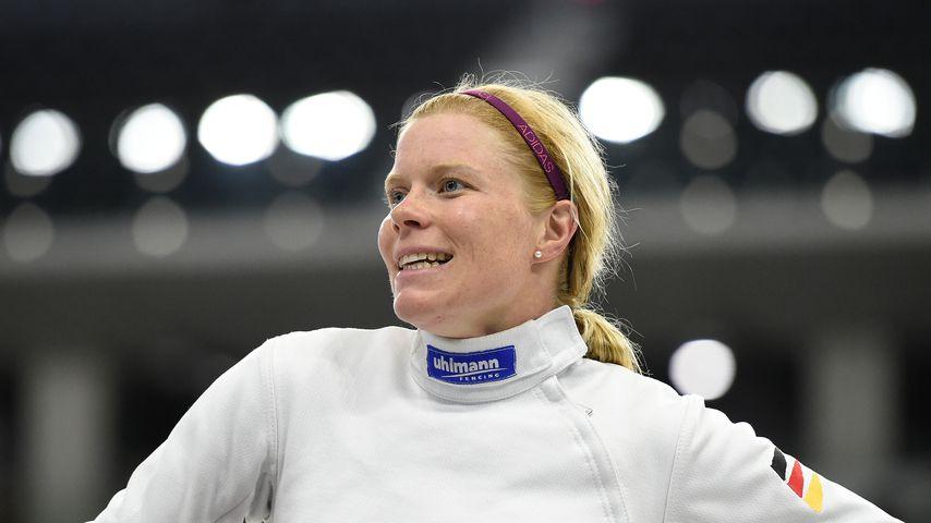 Annika Schleu beim Uipm World Cup 2019, Tokio