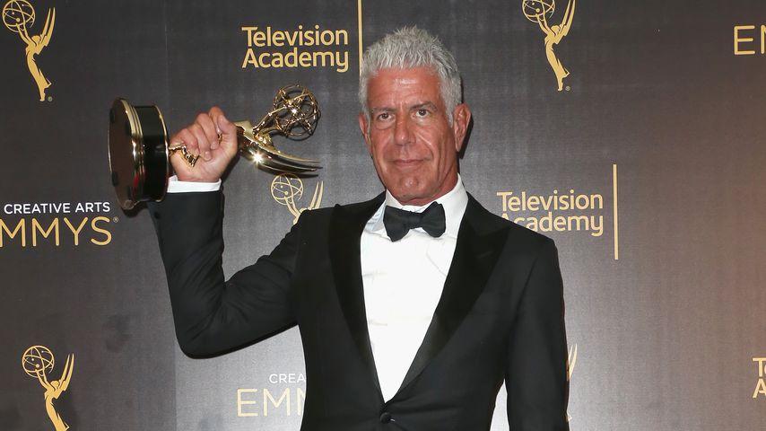 Nach Tod: Koch Anthony Bourdain für sieben Emmys nominiert!