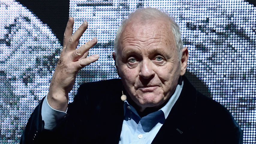 Anthony Hopkins auf der CinemaCon 2017