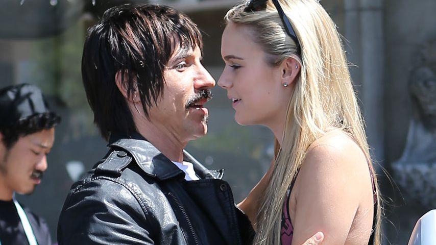 Alles aus mit Wanessa? Anthony Kiedis datet heiße Blondine
