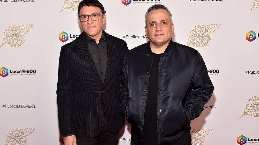 Anthony und Joe Russo bei den ICG Publicists Awards in Beverly Hills im Februar 2020