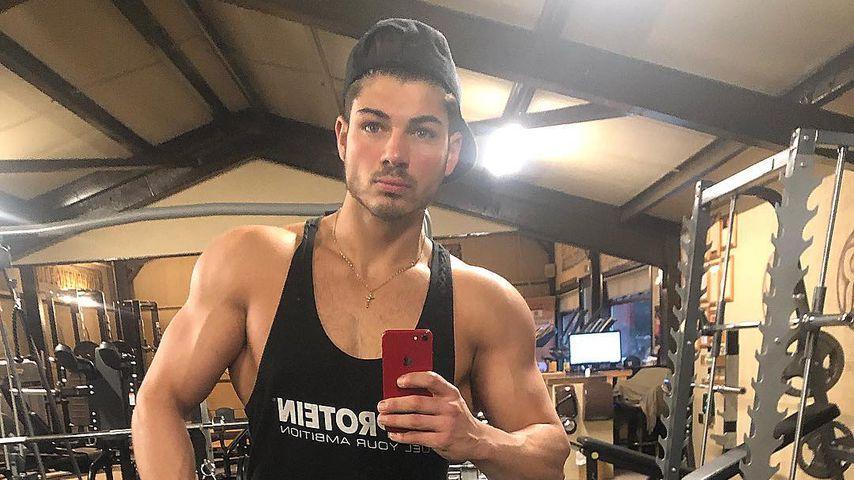 Anton Danyluk, britischer Fitness-Influencer