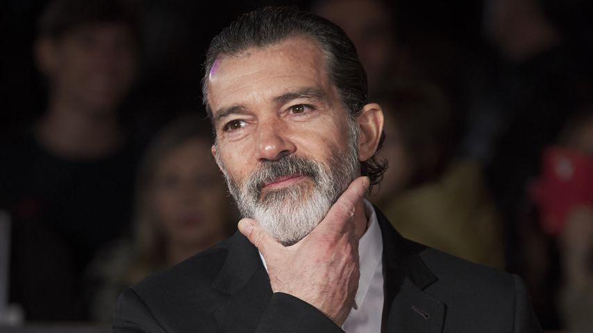 Antonio Banderas auf dem Film Festival Málaga 2017