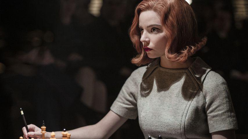 """Überraschung! Schach-Serie """"Das Damengambit"""" erobert Netflix"""