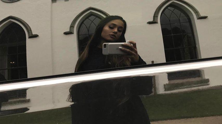 Nach Anschlag: Panische Ariana Grande stoppt Europa-Tour