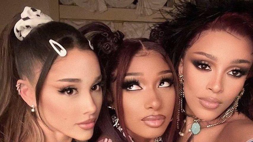 Fans aus dem Häuschen: Ari Grande teasert neues Musikvideo!