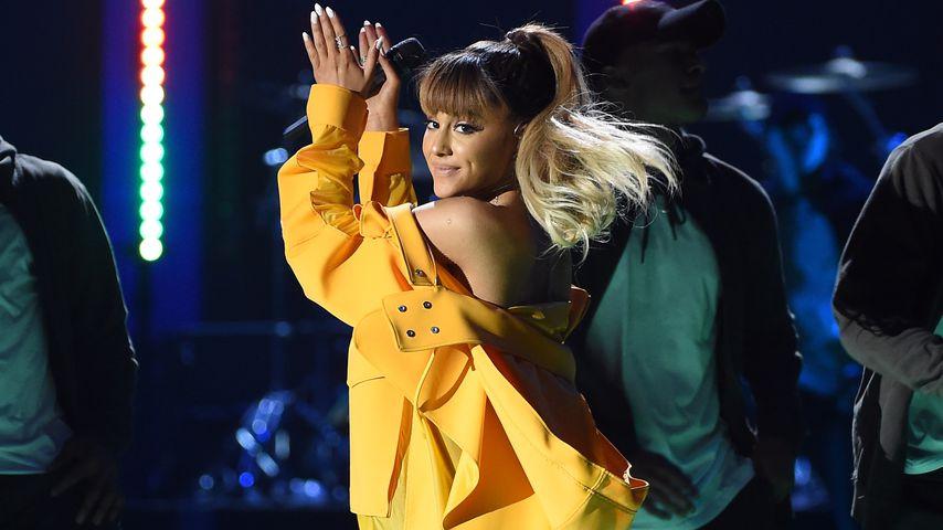 Ariana Grande beim iHeartRadio Music Festival 2016