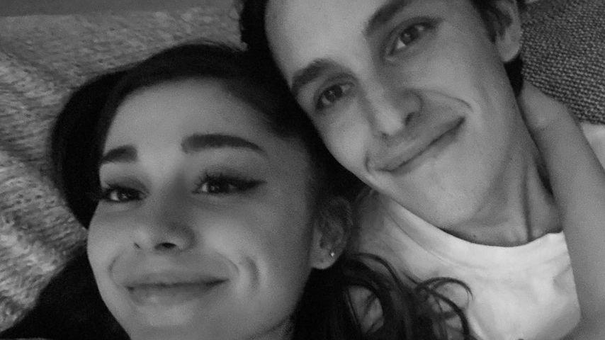 Ariana Grande mit Dalton Gomez