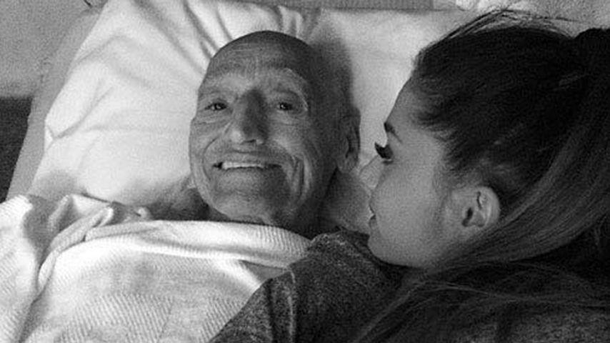 Zum vierten Todestag: Ariana Grande erinnert an Großvater