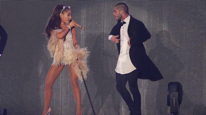 Insider verrät: Ariana Grande liebt diesen Tänzer!