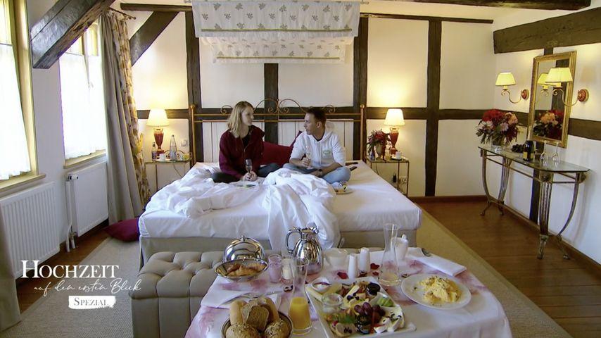 """Ariane und Martin bei """"Hochzeit auf den ersten Blick"""""""