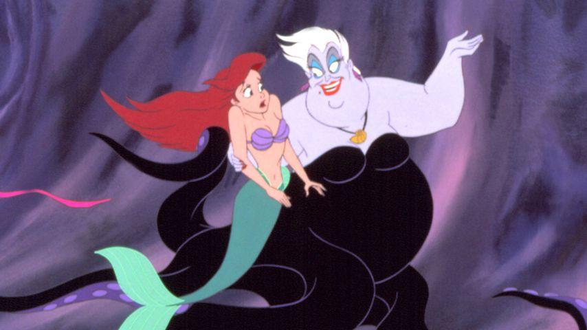 """Arielle und Ursula aus """"Arielle, die Meerjungfrau"""""""