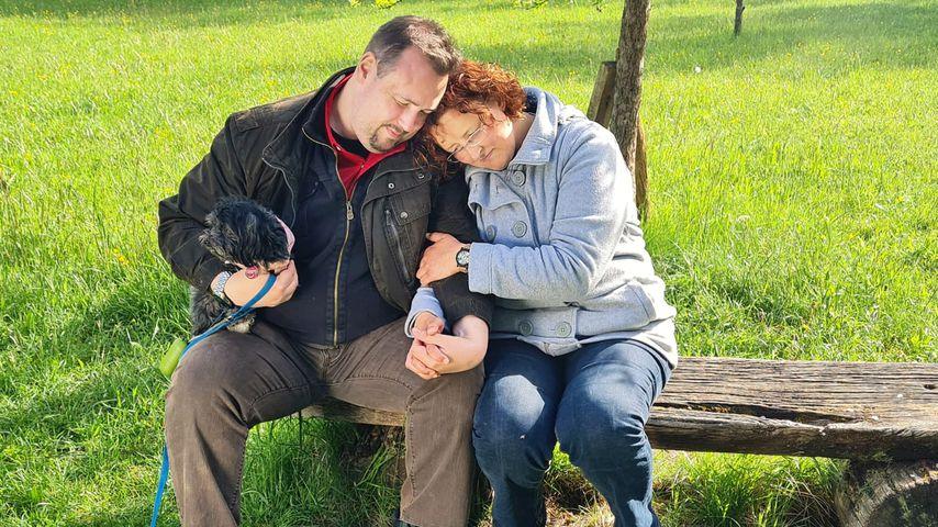 Arne und Sandra