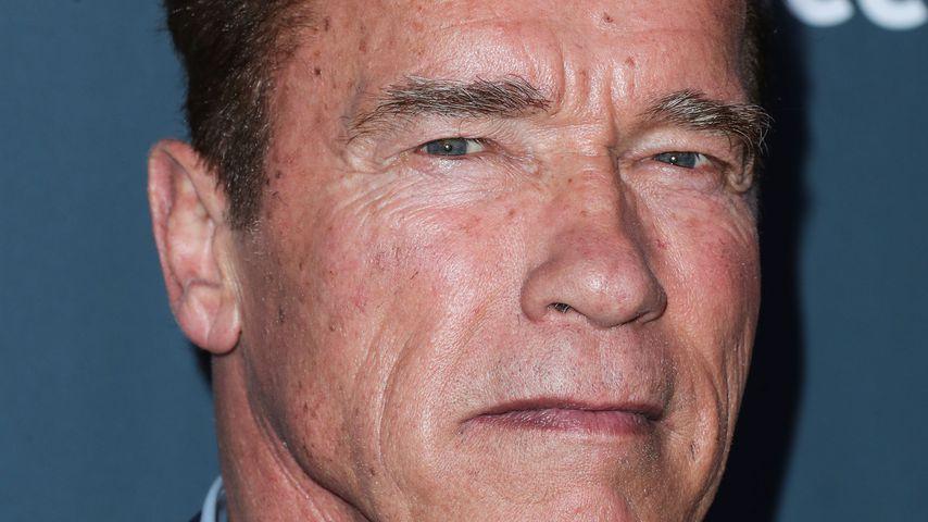 """Arnie über Affäre mit Haushälterin: """"Denke viel drüber nach"""""""