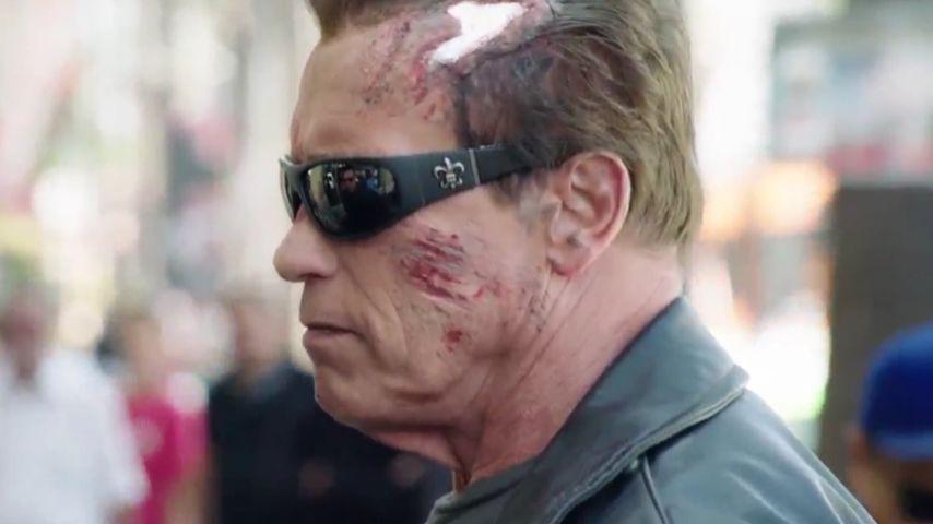 Passanten-Schocker: Arnie Schwarzenegger in Paraderolle