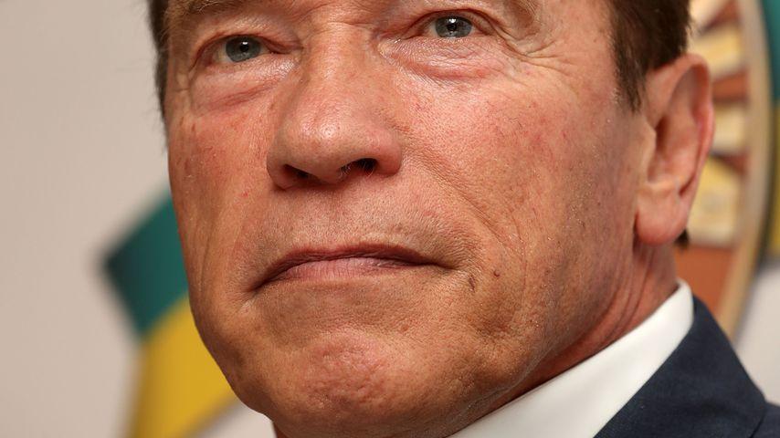 Not-OP am Herzen! Große Sorge um Arnold Schwarzenegger!