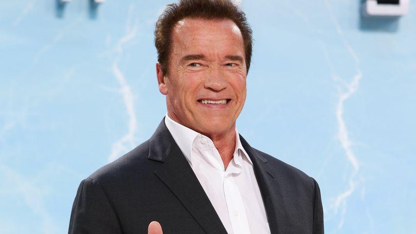 """Mit 68: Arnold Schwarzenegger dreht noch einen """"Terminator"""""""