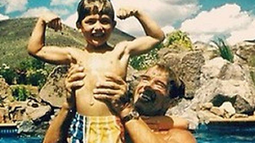 Stark! Arnold Schwarzenegger und sein Mini-Me