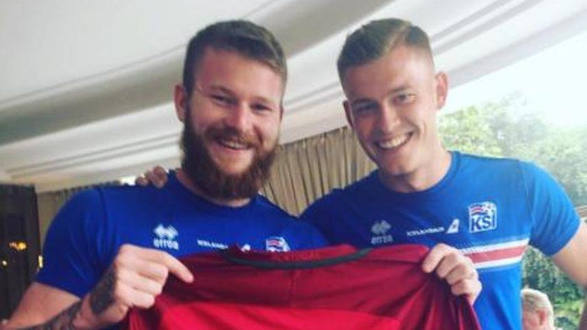 Nach Arroganz-Nummer: Isländer lachen über Cristiano Ronaldo