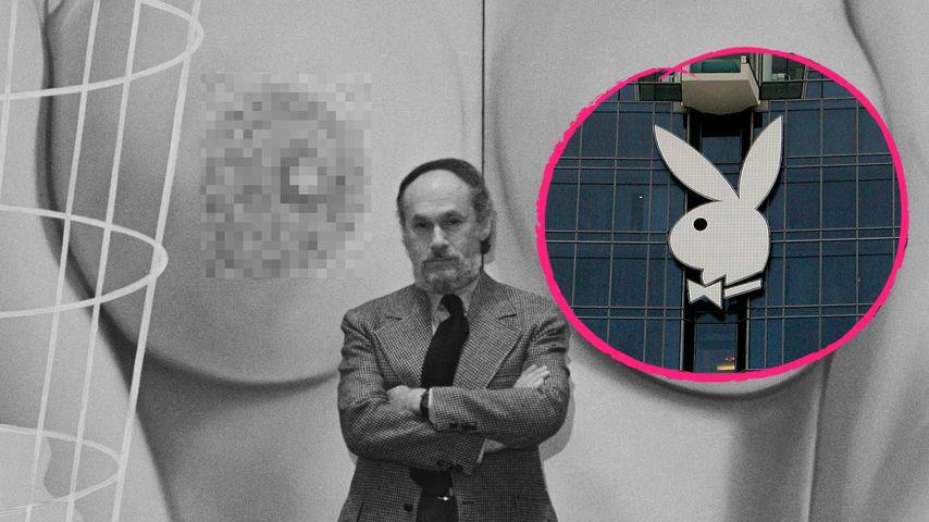 Er kreierte das Playboy-Logo: Bunny-Schöpfer ist gestorben!