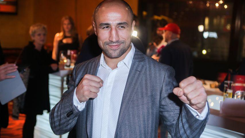 Arthur Abraham: Soll sein Sohn Grigor auch mal Boxer werden?