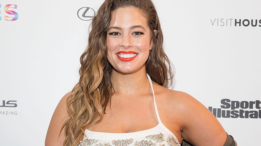 Ashley Graham im Februar 2017 in Houston