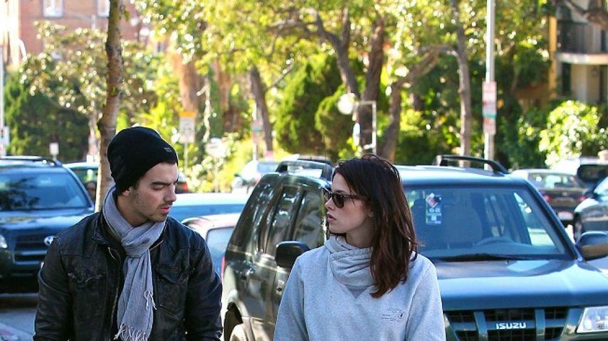 Gehen Joe Jonas & Ashley jetzt getrennt Gassi?